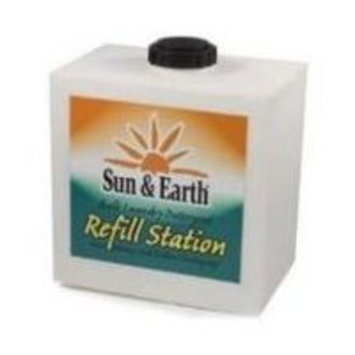Sun & Earth 2X Laundry Detergent Bag In Box 3 gal