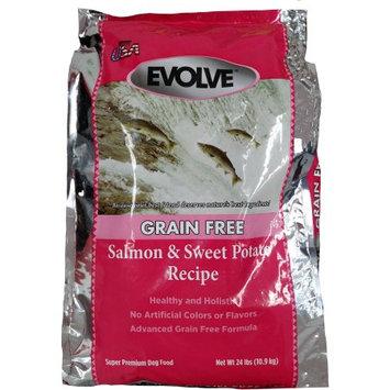 Sunshine Mills Evolve Grain Free Salmon and Sweet Potato Formula Dog Food, 24 lbs