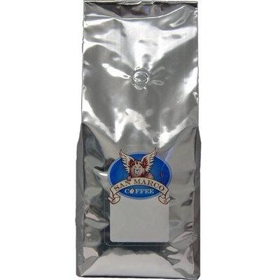 San Marco Coffee Flavored Ground Coffee, Milk Caramel, 2 Pound [Milk Caramel]
