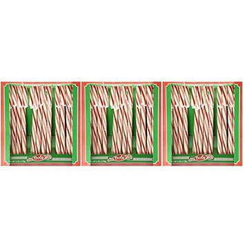 Bobs Mint Candy Canes, 6 oz 12ct 3 Pack
