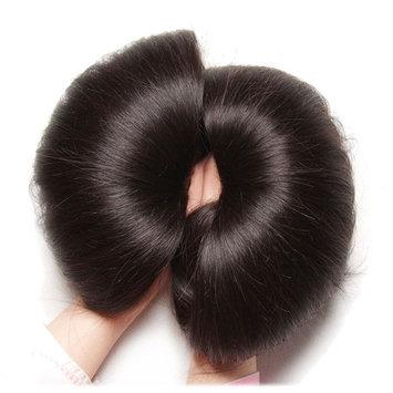 Nadula 8A Brazilian Straight Hair Weaves 4pcs/lot Virgin Remy Cheap Human Hair Bundles Natural Color