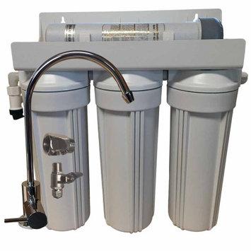 Abundant Flow Water 4 Stage 10 Drinking Water Filter with UV Sterilizer