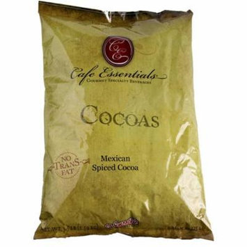 Dr. Smoothie Hot Chocolate and Cocoa Cafe Essentials NATURALS Mexican Spiced Cocoa
