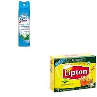 KITLIP290RAC76938EA - Value Kit - Lipton Tea Bags (LIP290) and Neutra Air Fresh Scent (RAC76938EA)