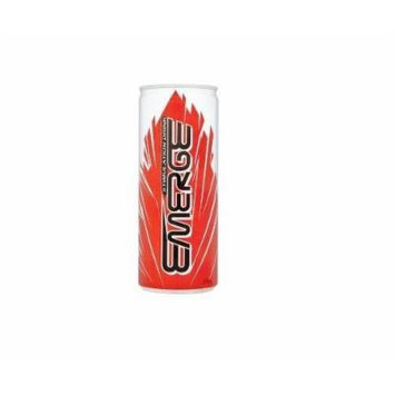 Emerge Energy Drink Can 24x250ml by Emerge