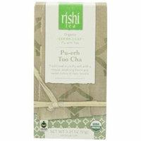 Rishi Tea Pu-erh Tuo Cha 3.21 Ounce New
