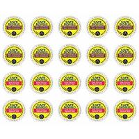 Cafe Bustelo - Espresso & 100% Colombian K-cup Sampler Pack for Keurig 2.0 - 20 Count/2 Varieties