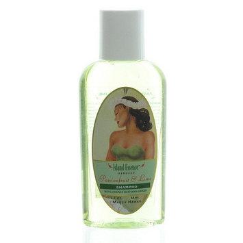 Island Essences Island Essence Shampoo 2 oz. - Passionfruit Lime