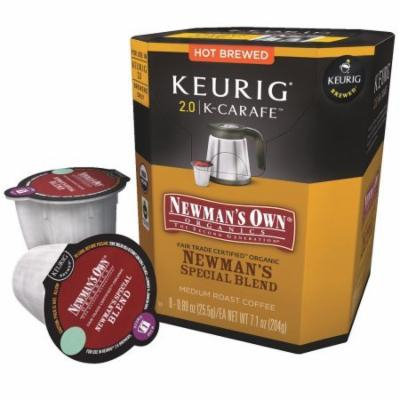 Keurig K-Carafe Packs Newmans Own Organics Special Blend 8-Count