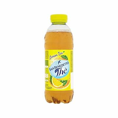 San Benedetto Iced Tea Lemon 500ml (Pack of 4)