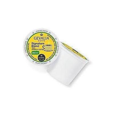 Gevalia Kaffe Signature Blend Decaf Keurig K-Cup Pods, 36-Count (Retail Packaging)