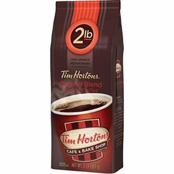 Tim Hortons Original Blend Ground Coffee (2 lb.) (pack of 2)