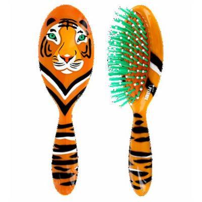 Pylones Ladypop Hairbrush Small Tiger