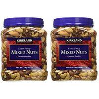 Kirkland Signature dCPnFB Fancy Mixed Nuts, 40 Ounce (2 Pack)