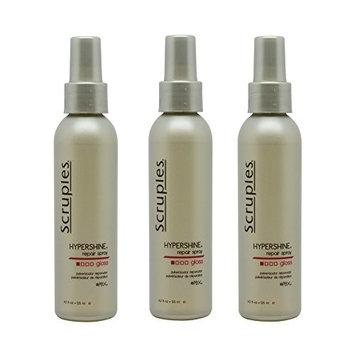 Scruples Hypershine Repair Spray Gloss 125 ml/4.2 oz Pack of 3