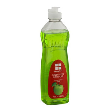 Essential Home Green Apple Dish Soap 15 oz