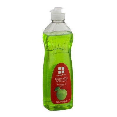 Essential Home Green Apple Dish Soap 15 oz