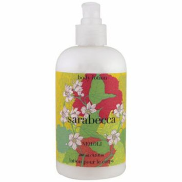 Sarabecca, Body Lotion, Neroli, 9.5 fl oz (pack of 1)