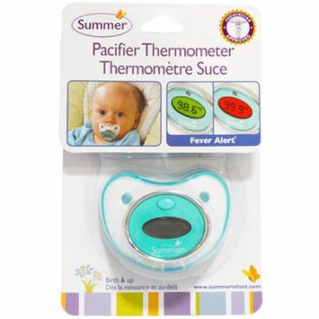 Summer Infant, Pacifier Thermometer, Birth and Up(pack of 1)
