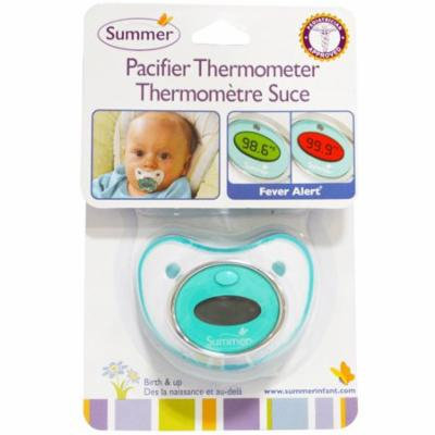 Summer Infant, Pacifier Thermometer, Birth and Up(pack of 6)