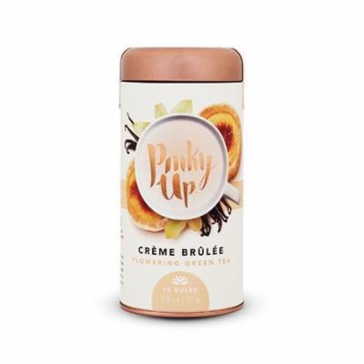Creme Brulee Flowering Tea