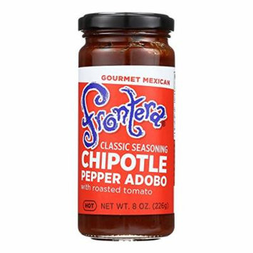 Frontera Foods Chipotle Abodo Seasoning Sauce - Case of 6 - 8 oz.