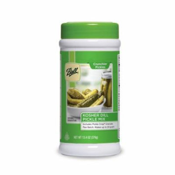 Ball Kosher Dill Pickle Mix | Contains Pickle Crisp for Crunchier Pickles (4)