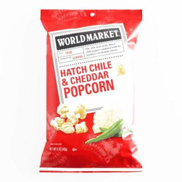 Hatch Chili and Cheddar Popcorn 5 oz each (6 Items Per Order, not per case)