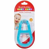 Brush Buddies, Baby Care, Toddler Toothbrush, 3-36 Months, 1 Toothbrush(pack of 4)