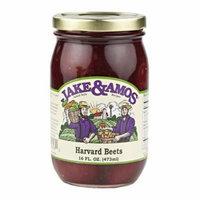 Jake & Amos Harvard Beets 16 oz. Jar (3 Jars)