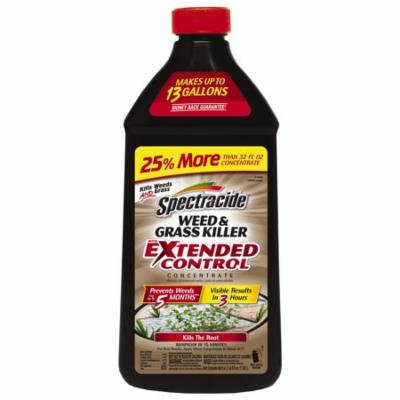 Spectracide Weed & Grass Killer, Extended Control Concentrate, 40 oz