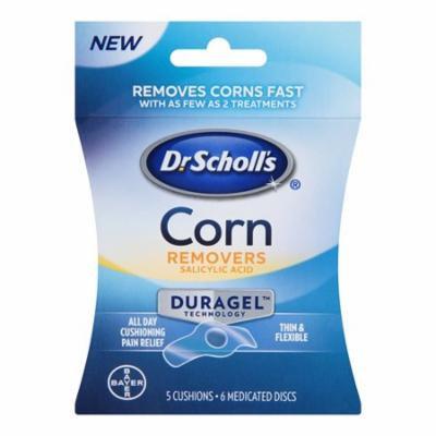 Dr Scholls Duragel Corn Remover Cushions, 5 Ea, 3 Pack
