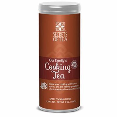 Cooking Tea by Secrets Of Tea