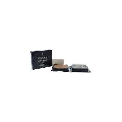 Guerlain Lingerie De Peau Nude SPF 20 Powder Foundation for Women (refill), Natural Rosy, 0.35 Ounce