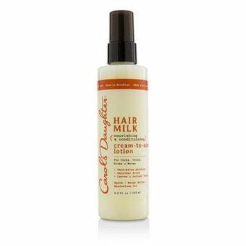 Carol's Daughter Hair Milk Nourishing & Conditioning Cream-To-Serum Lotion (For Curls, Coils, Kinks & Waves) - 125ml/4.2oz