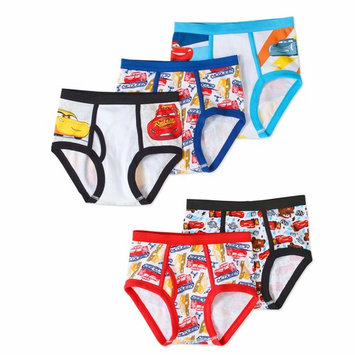 Cars Boys' Underwear, 5 Pack
