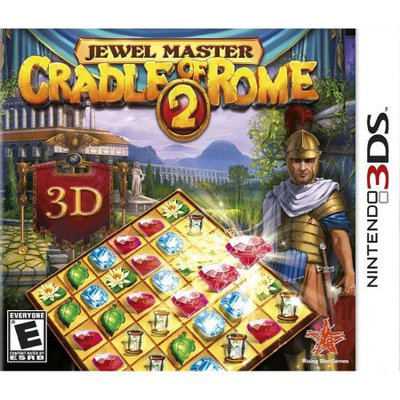 Aspyr Cradle Of Rome 2 (Nintendo 3DS) - Pre-Owned
