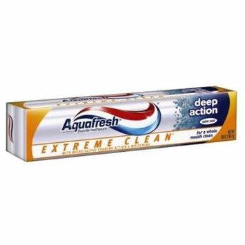 Aquafresh Toothpaste, Deep Action 5.6 oz.(pack of 6)