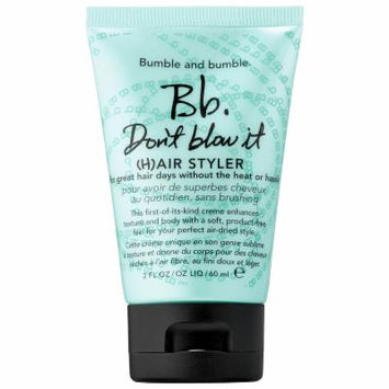 Bumble And Bumble Bb. Don't Blow It Fine (H)air Styler