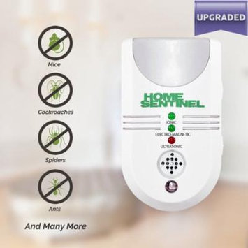 Home Sentinel 5-in-1 Powerful Ionic Ultrasonic Pest Repeller for Pest Control, Plug-in Electromagnetic Pest Repellent - All types of Pests