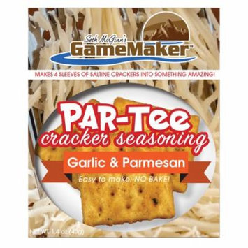 PAR-TEE Cracker Seasoning Garlic & Parmesan