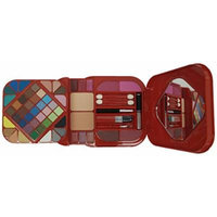 Cameo Beauty Makeup Case, Red