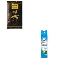 KITMLY02127RAC76938EA - Value Kit - National Coffee Roasters Coffee Fractional Pack (MLY02127) and Neutra Air Fresh Scent (RAC76938EA)