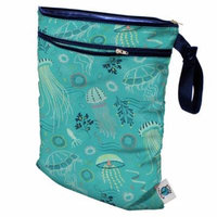 Planet Wise Wet/Dry Bag, Jelly Jubilee