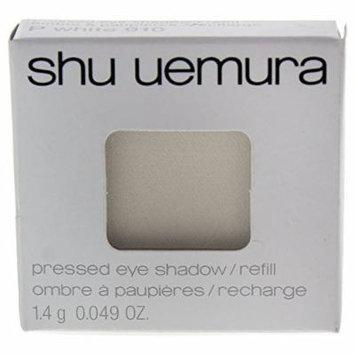 Shu Uemura Pressed Eye Shadow, 910 P White (refill), 0.049 Ounce