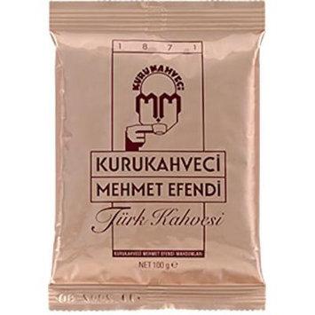 TURKISH ROASTED - GROUND COFFEE Turkish Coffee Kurukahveci Mehmet Efendi 2 X 100g