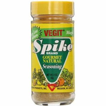 3 Pack - Spike Gourmet Natural Seasoning, Vegit 2 oz