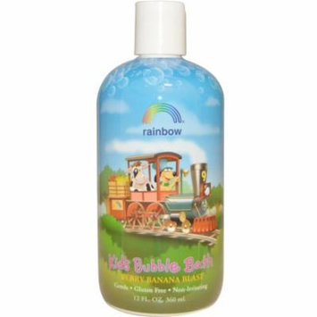 Rainbow Research, Kid's Bubble Bath, Berry Banana Blast, 12 fl oz (pack of 1)