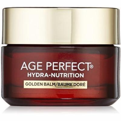 2 Pack - L'Oreal Paris Age Perfect Hydra-Nutrition Golden Balm 1.7 oz