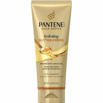 3 Pack - Pantene Pro-V Gold Series Hydrating Butter-Creme 6.8 oz